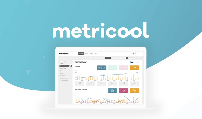 Lifetime Deal to Metricool for $49