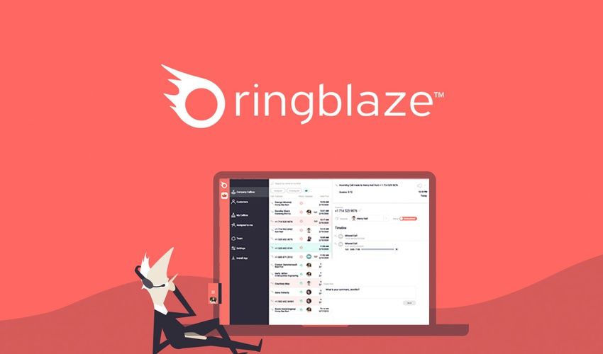 Lifetime Deal to Ringblaze for $59