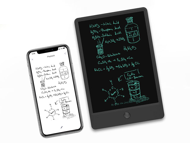 NEWYES Smart Pen Set: The Coolest Paperless & Digitized Set for $149