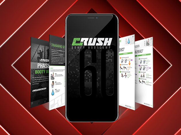 Crush Fit: Ultimate Fitness Program Bundle for $39