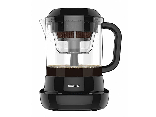 Gourmia® GCM6850 Digital Accelerated Cold Brew Coffee Maker for $59
