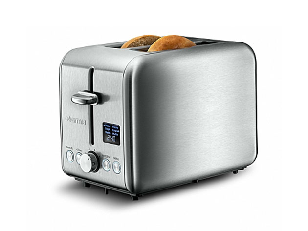 Gourmia® GDT2445 Multi-Function Digital Toaster for $49