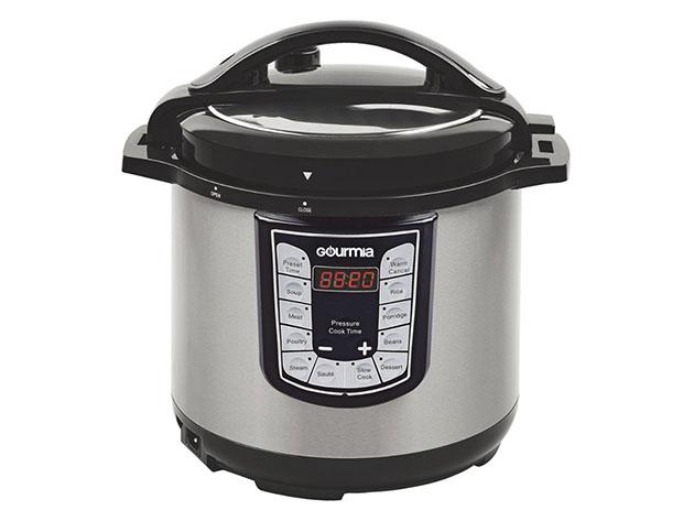 Gourmia® GPC625 6-Qt Digital Multi-Function Pressure Cooker for $79