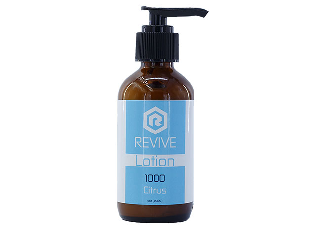 Revive 1000mg CBD Body Lotion for $69