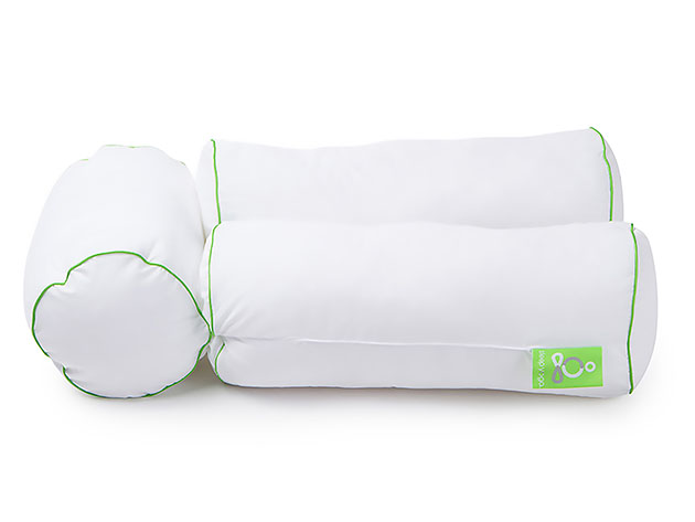 Sleep Yoga®: Multi-Position Body Pillow with Pillow Cover for $59