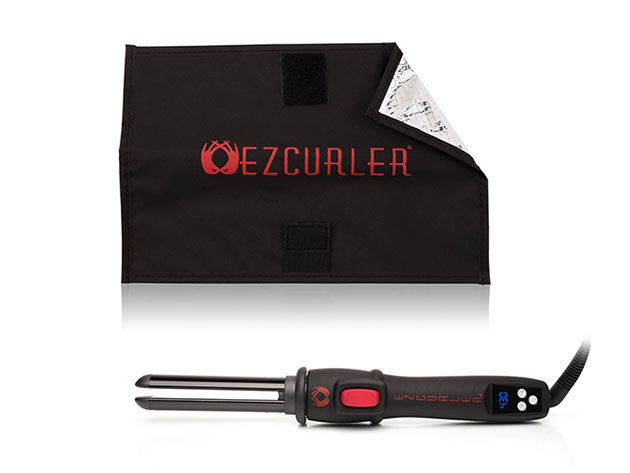 EZ Auto-Rotate Curler for $59