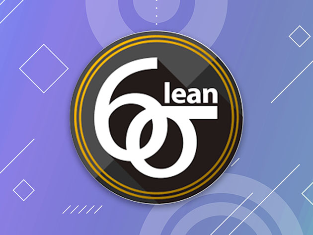 The Lean Six Sigma Expert Training Bundle for $49