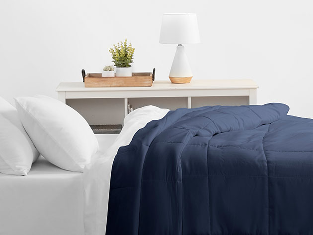 Home Collection All Season Down-Alternative Comforter for $50