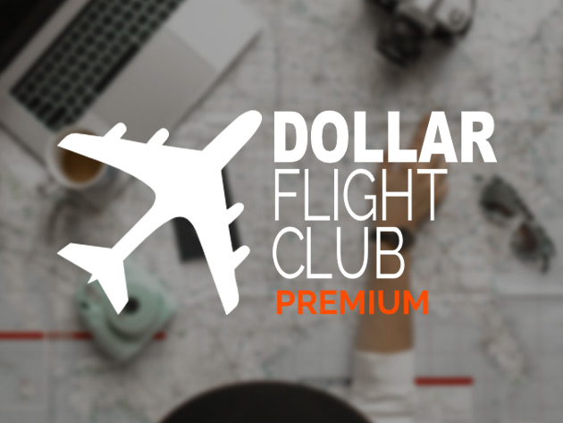 Dollar Flight Club Premium: 1-Yr Subscription for $9
