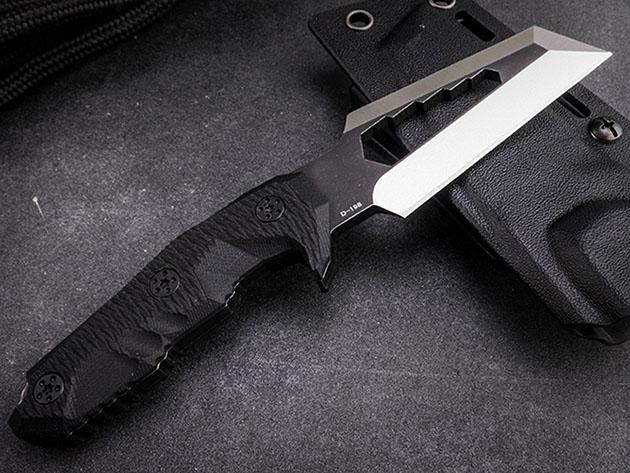 Samurai Tanto Fixed Blade for $66