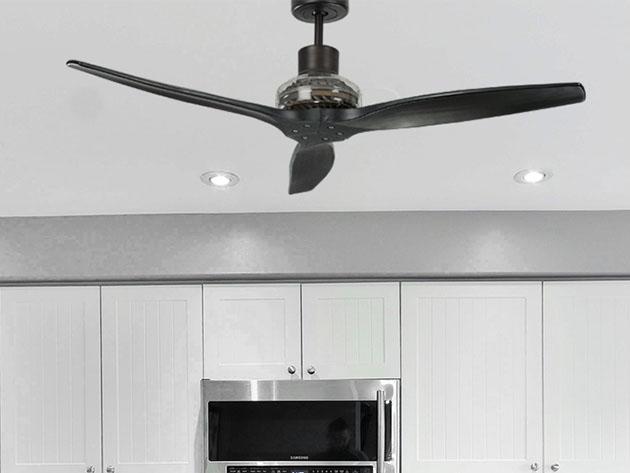 Star Proppeller 52″ Indoor Outdoor Ceiling Fan for $391