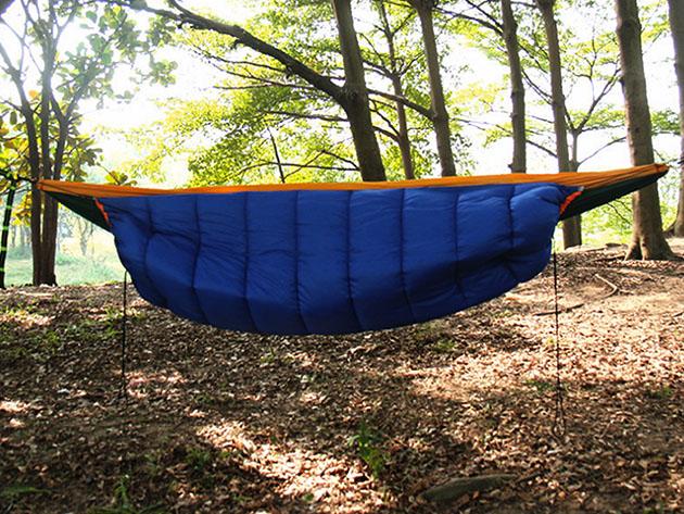 Winter Hammock Tree Tent (Blue) for $59