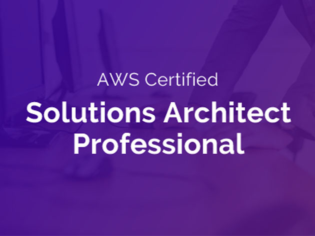 AWS Certified Solutions Architect Professional Practice Tests + Courses Bundle for $14