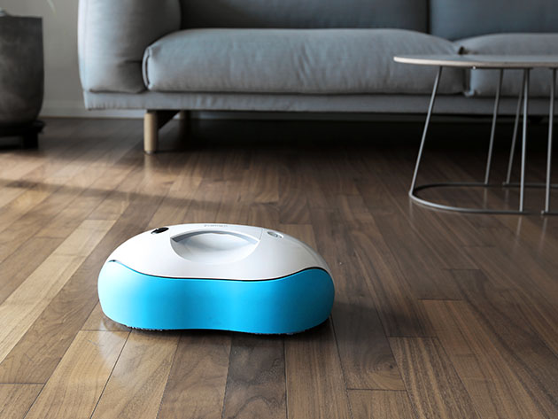 Elicto Everybot RS500 Robotic Spin Mop & Polisher for $279