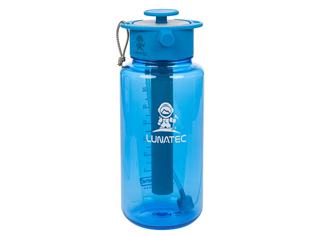 Lunatec 1L Hydration Spray Water Bottle for $24