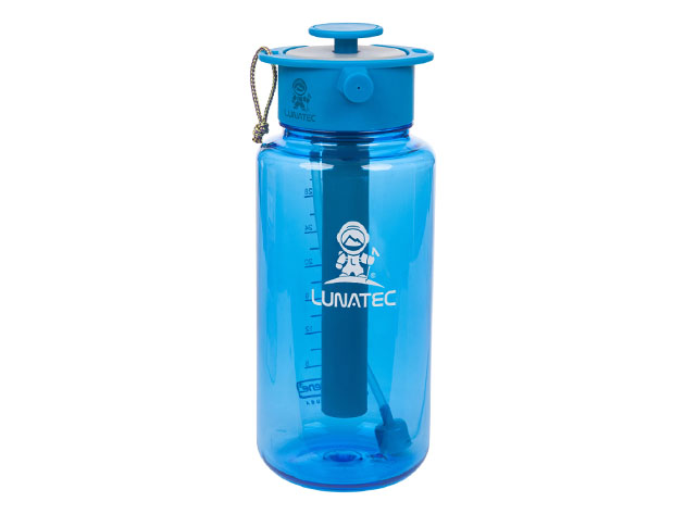 Lunatec 1L Hydration Spray Water Bottle + TUBE Extension for $39