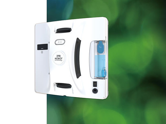 HOBOT-298: Window Cleaning Robot for $429