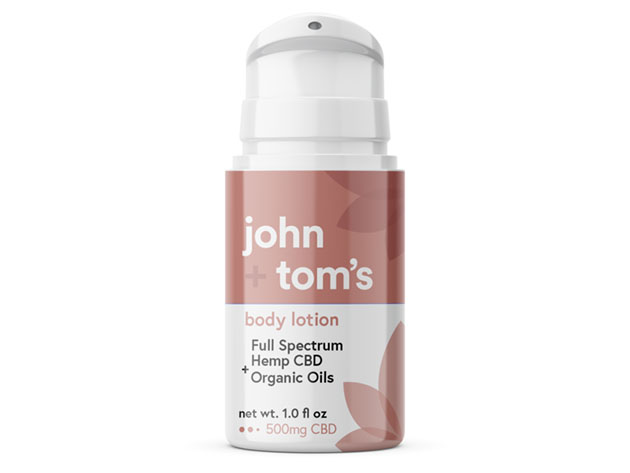CBD Pain Lotion for $42
