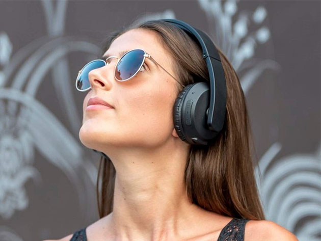 RIOT HiFi Over-Ear Headphones for $59