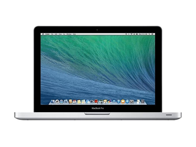 Apple Macbook Pro 13″ Core i5 500GB HDD – Silver (Refurbished) for $428