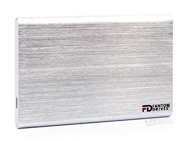 Fantom Drives G-Force 3.1 2TB Portable SSHD for $109