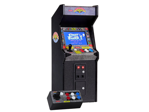 Street Fighter II: Champion Edition X RepliCade for $99