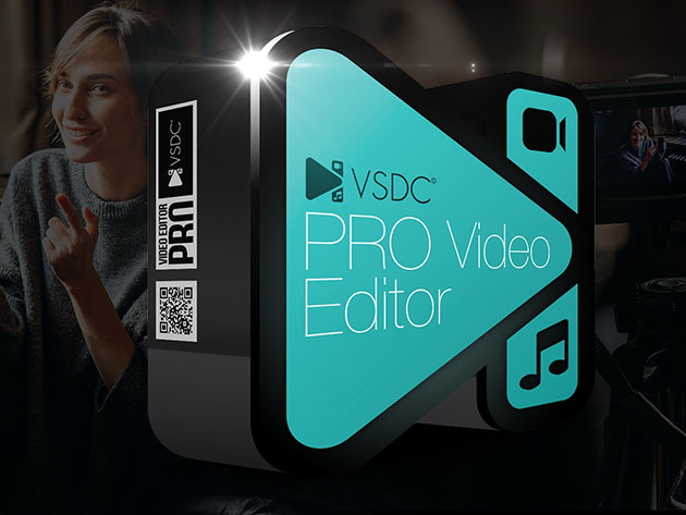 VSDC Video Editor Pro: Lifetime License for $29