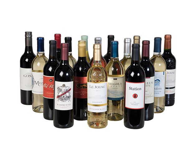 50% Off World Wine Tour Collection: 18 Bottles of Wine + Free Shipping for $162