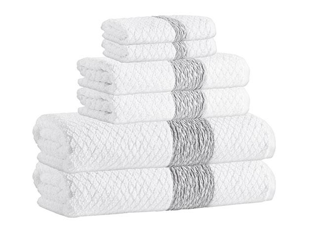 Anton Turkish Towels 6-Piece Set for $49