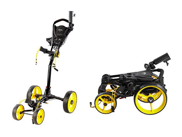 Callaway Trek Push Cart for $159