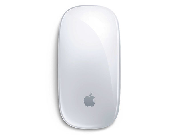Apple Magic Mouse 2 Bluetooth Rechargeable – Silver (Certified Refurbished) for $54