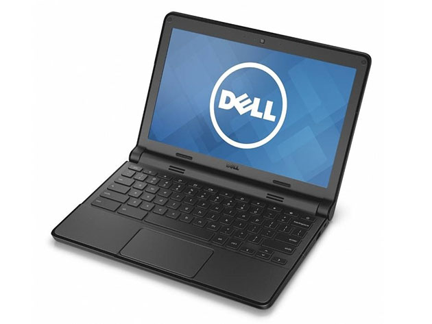 Dell Chromebook 3120 Celeron N2840 16GB SSD – Black (Refurbished) for $84