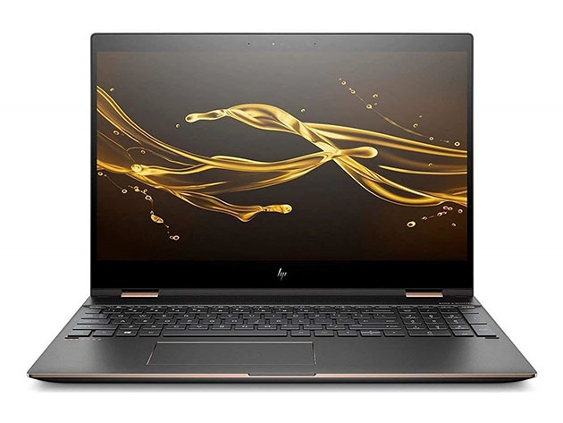 HP Spectre x360 15″ Touch Laptop Intel Core i7 16GB RAM 256GB SSD – Silver (Certified Refurbished) for $1,249