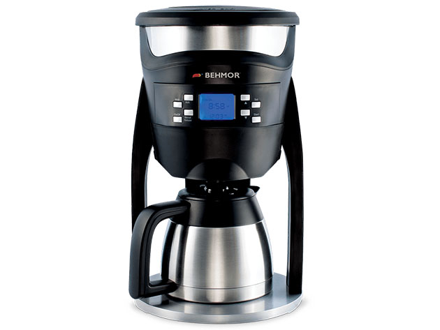 Behmor® Brazen Plus 2.0 Temperature Control Coffee Brewer (Factory Remanufactured) for $99