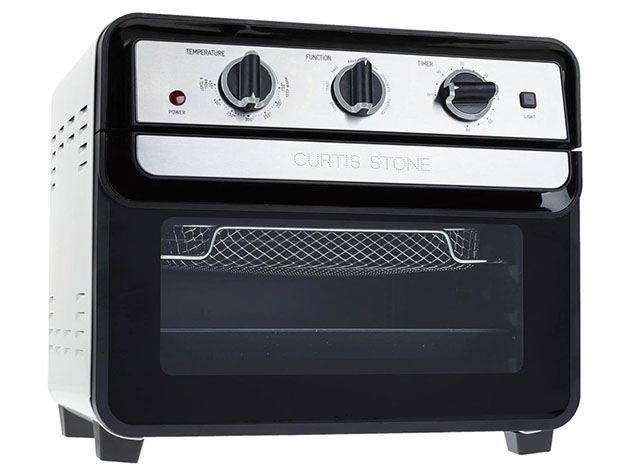 Curtis Stone Dura-Electric 22L Air Fryer Oven (Refurbished) for $149