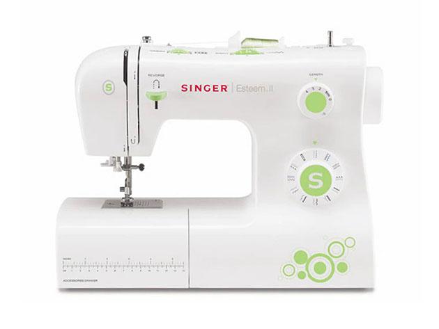 SINGER® Esteem™ II 2273 Sewing Machine (Refurbished) for $74