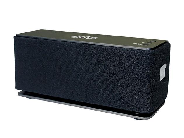 Skiva BigBass 20W Dual-Driver Hi-Fi Wireless Speaker for $39