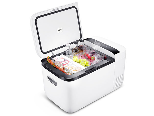 ICECO Go20: Ultimate 20L Portable Car Freezer for $499