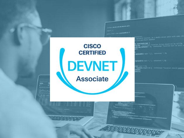 The Certified Cisco DevNet Associate (200-901) Exam Prep Course for $29