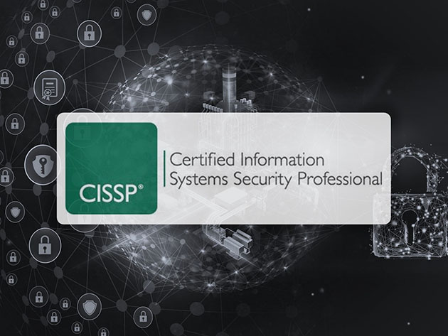 The CISSP Cybersecurity Certification Deep Dive Course for $59