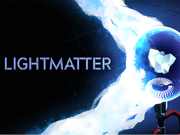 Lightmatter: First-Person Sci-Fi Puzzle Game for $15