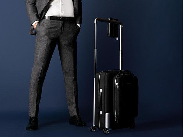 Avant Modular 4-Wheel Carry-On Luggage for $486