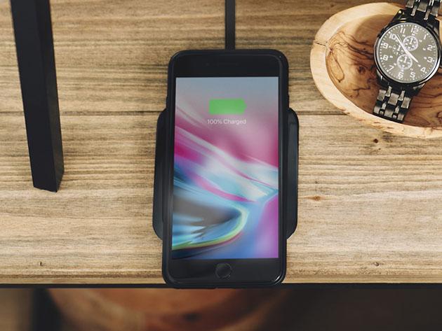 Futura X Wireless 15W Fast Charging Pad for $34