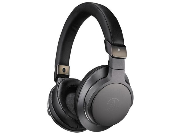 Audio-Technica Wireless Over-Ear Hi-Res Headphones  for $101