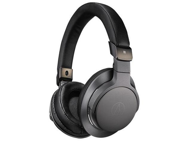 Audio-Technica Wireless Over-Ear Hi-Res Headphones  for $101