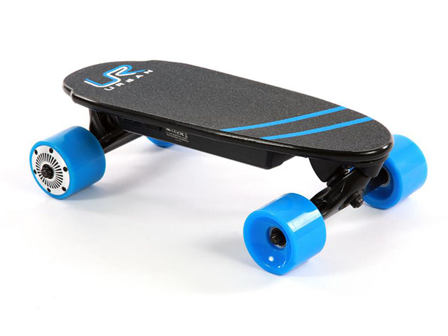 Urban E-Skateboard: Basic Version for $110