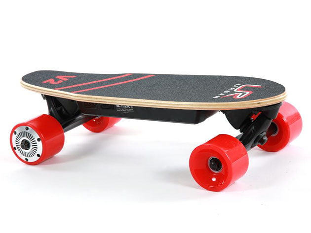 Urban E-Skateboard: Premium V2 for $124