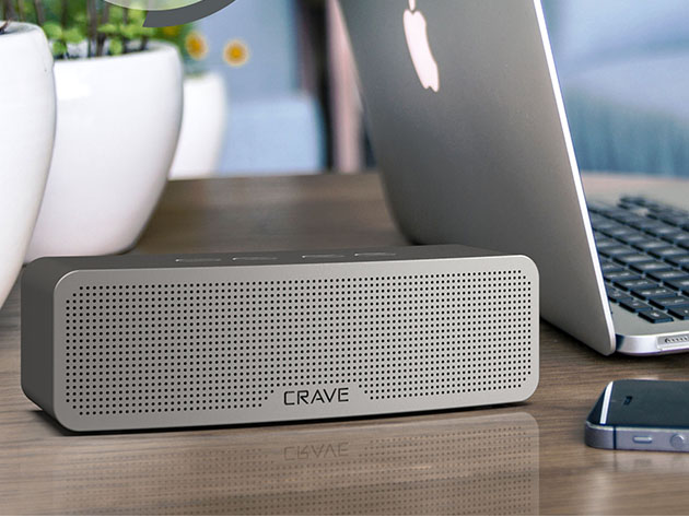 Crave Curve 20W Bluetooth 4.2 Speaker for $67
