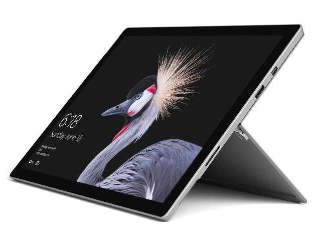 Microsoft Surface Pro 4 12.3″ Intel Core i7 512GB – Silver (Factory Recertified) for $912