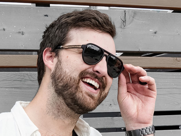 Johnny Fly™ Apache Sunglasses for $108